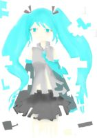 Disappearance of Hatsune Miku by IndomituSheep