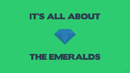It's All About The Emeralds [Sonic] by NumFive