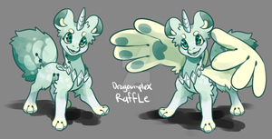Dragoumplex FTO Raffle CLOSE by onigiryStuff