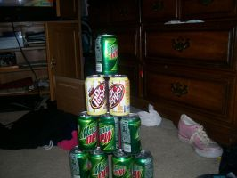 When You OD on Mt. Dew by TheyKeepCallinMe