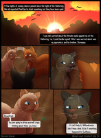 Warriors: Blood and Water - Page 31 by KelpyART