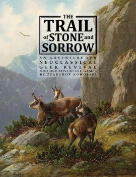 Trail Cover by PenetraliaPress