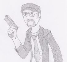 Nostalgia Critic by animeandrew1