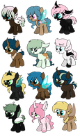 Lovebug x CinnamonSeed: Contest  Breed (OPEN) by saphiresong98