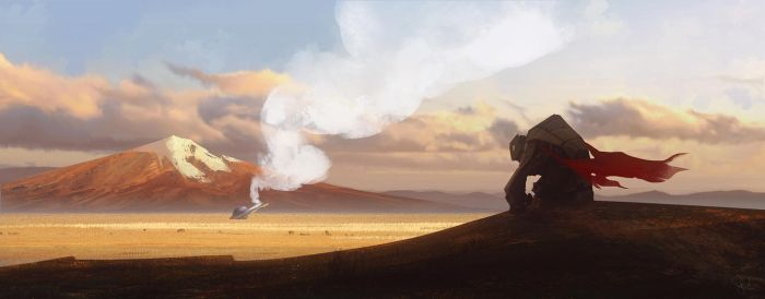 The Crash v2 by Jessica-Rossier