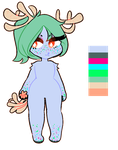 Coral Adoptable OTA [closed] by pff-f