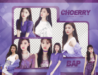 Pack Png 713 // Choerry (LOONA) by BEAPANDA