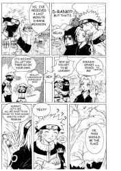 Naruto Doujin Page 1 by frostyshark