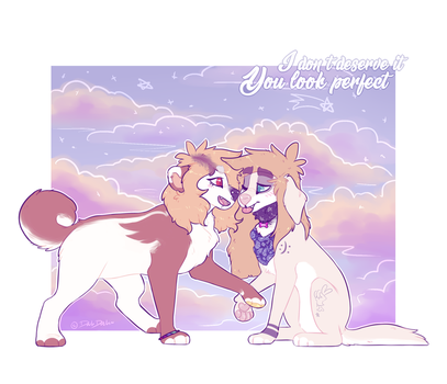 I don't deserve this by DahDahCaNNibal