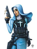 Sister Maria Rosa by Everwho