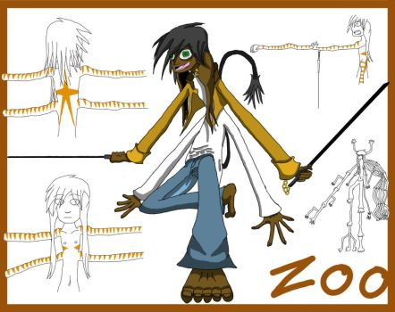 Character Profile: Zoo by FestiveDays