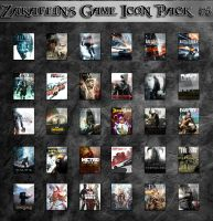 Zakafein's Game Icon Pack #6 by Zakafein