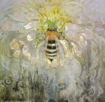 Honeybee by puimun