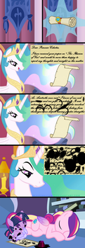 Cadence's First Report by Beavernator