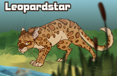 Leopardstar by Sunny125