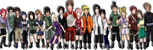The Future of Naruto by Kaschra