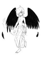 Angel Danny by The-Clockwork-Crow