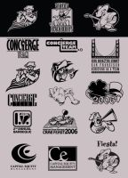 Misc Logos by mike-loscalzo