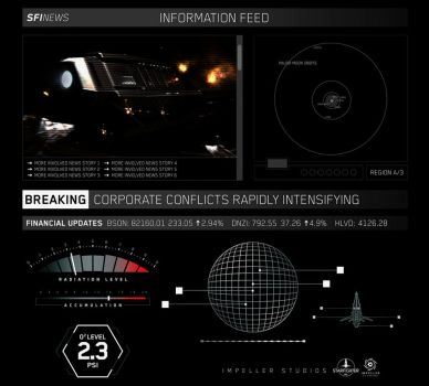 In-Game Widgets and Graphics by JamesLedgerConcepts