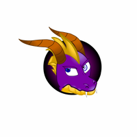Insane Spyro Icon by Lakword