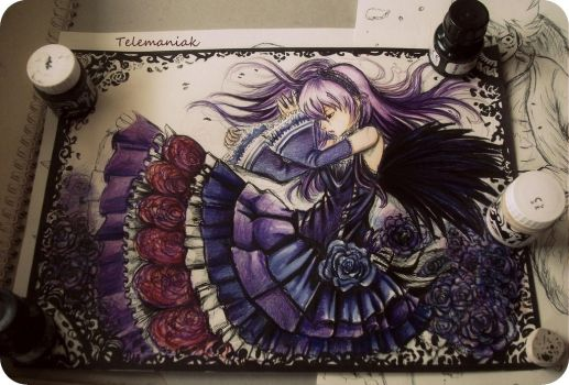 Rozen maiden by Telemaniakk