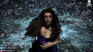 Caught in the Storm by BornAngelAuthor