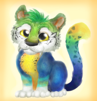 The croods on dreamworks artists deviantart chunky the death cat by awkwardloser voltagebd Choice Image
