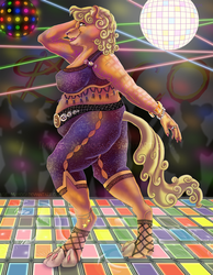 Queen of the Disco by Mahogi
