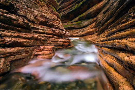 Red Canyon by Aphantopus