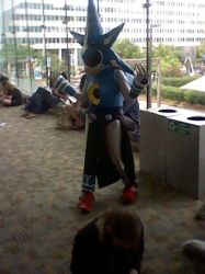 Metal Sonic at Otakon 2013 by Deitz94
