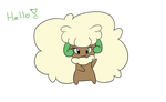 Whimsicott2 by Insane-Lioness
