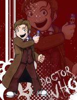 Doctor Who - David Tennant by Marker-Mistress