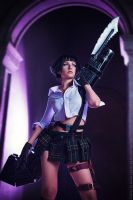 Are the demons nearby? - Lady cosplay by Narga-Lifestream