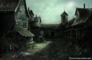 farmyard by Ben-Andrews