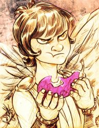 Damnengine 151 18 Kid Icarus By DrMistyTang