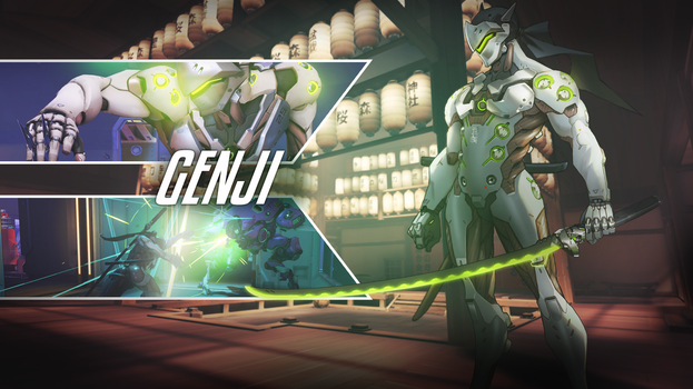 Genji-Wallpaper-2560x1440 by PT-Desu