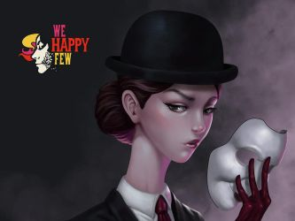 We Happy Few Contest piece by hlulani
