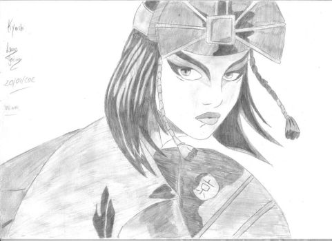 Kyoshi by sacculloddg