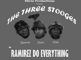 Call of Stooges by lkhrizl
