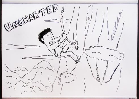 Uncharted Whiteboard Adventures by Rekslare