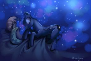 Whoever brings the night by fantazyme