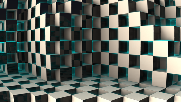Cubed Infinity by PaMonk