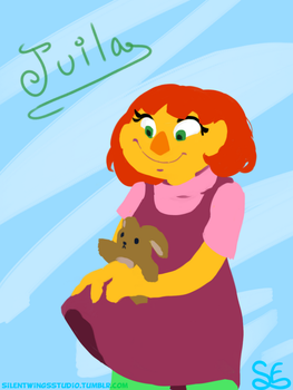 Julia Doodle by Sigma-the-Enigma