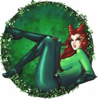 Poison Ivy by berrie25