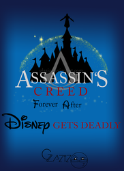 Assassins Creed Forever After Title page by GLAZiZ