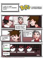 Red's 1st Pokemon: Pg. 1 by DarkRoxima