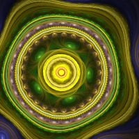 fractal 257 by Silvian25g