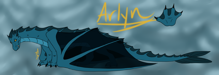 Aryln - Son of A Philosopher by littlezombiesol