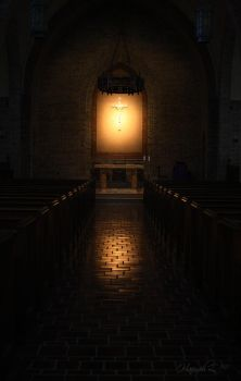 Holy by lupinsmyman