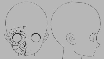 Another 3D Head Reference File by Athey